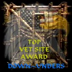 1st to receive Quigley's Down Under Top Vet Site Award!