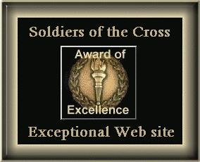 Soldiers of The Cross, Top Site Award