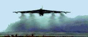 B-52, ... and airborne