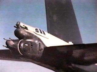 B-52, Tail Gunner, See any MIGS? Stinger's ready!