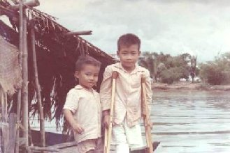 Vietnamese boys