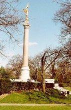 1st Infantry Division's Monument
