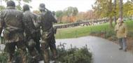Vietnam Memorial Three Warriors