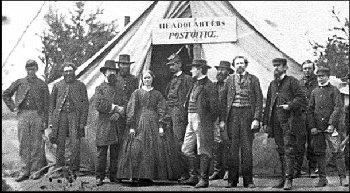 Civil War: Tent Hospitals