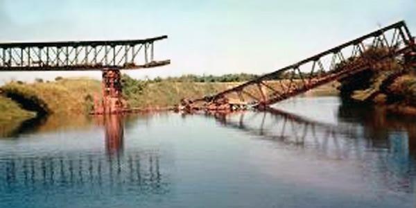 HWY 1- BLOWN BRIDGE 2