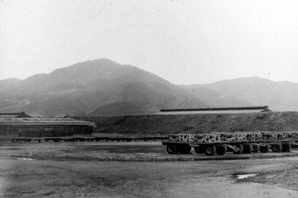11. Da Nang AB, 366th TFW: Bomb Duimp. Freedom Hill 357. 1969-1970. [Photo by Ed Burchard].