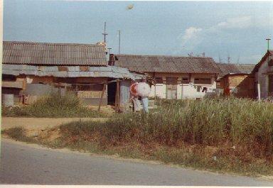 Da Nang 1965: Vietnamese housesVietnamese houses