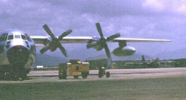 Da Nang AB, C130 Wing Fuel Cell