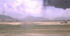 Da Nang AB, C-130