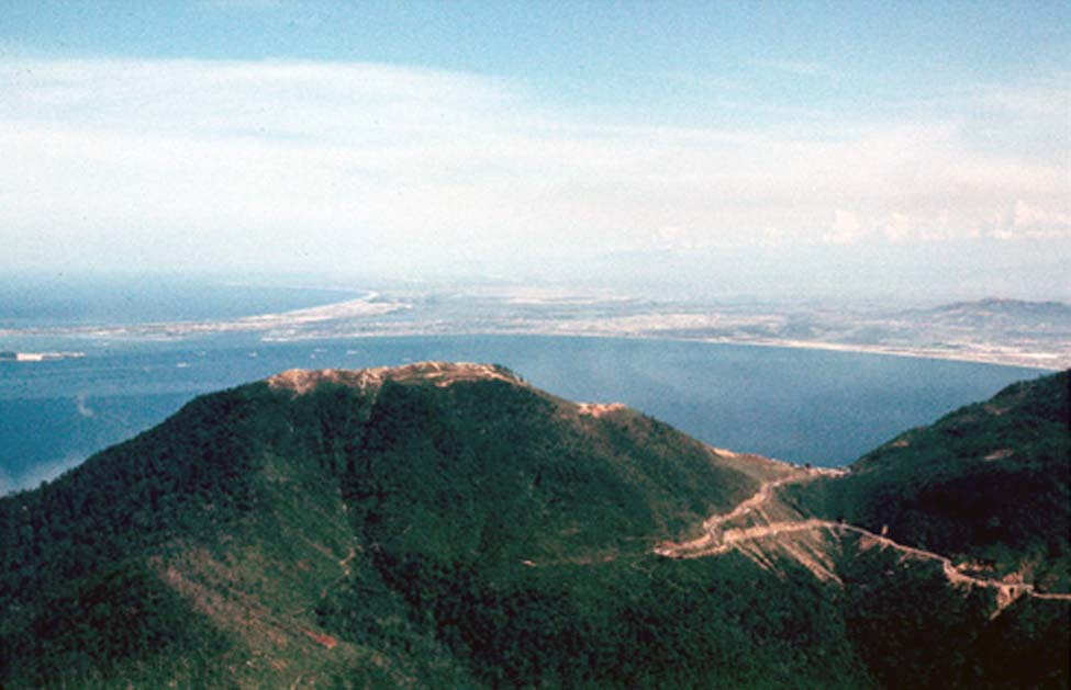 Firebase, overlooking Da Nang.