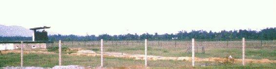 Da Nang AB, Concrete Bunker, East Perimeter.
