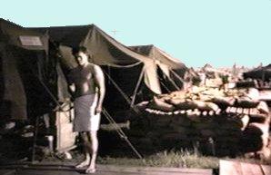 Da Nang 1965: Jim Baker.