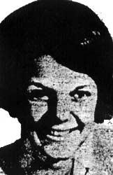Donut Dollie: Ginny Kirsch, murdered by a soldier.