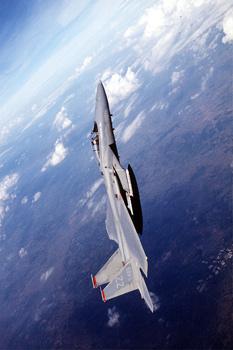 F15 Vertical Flight