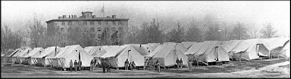 Washington DC Tent Hospitals