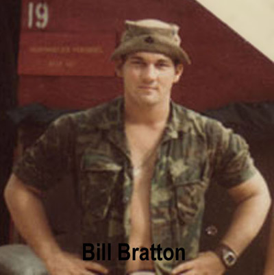 USMC Bill Bratton, H&S 1/3, LZ Kevin, 1969