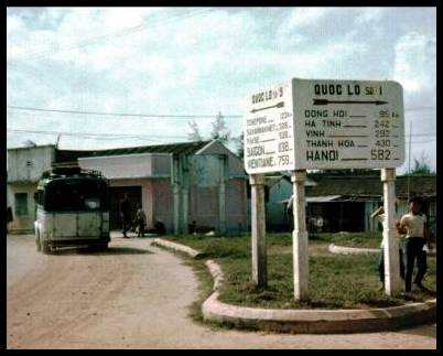 SAIGON TWICE AS FAR AWAY AS HANOI 1966 -QUANG TRI