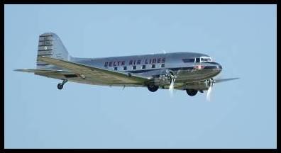 DeltaAirlinesDc3_1