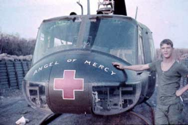 Wild Child II: Huey Chopper, Angel of Mercy, Huey Chopper. 1968.