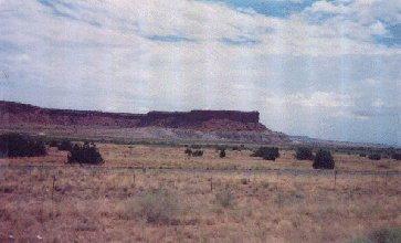 New Mexico, Mesa