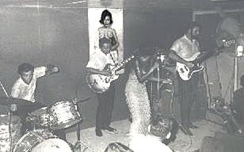 Barbara Virgil, 1968