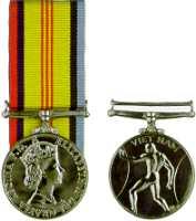 VVMC: Logistics Support Medal