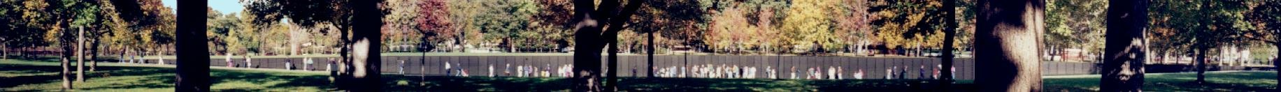 Autumn's Wall, photo © Copyright 1996, by: Don Poss