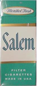 C-Ration Salem Cigarettes