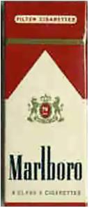 C-Ration Marlboro Cigarettes