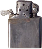 Zippo: (Inside unit) Submitted by Jeroen Geel, Netherlands Army.