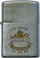Tom GinopU.S. Army, A company 2nd battalion 8th Cav