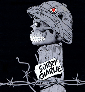 Sorry Charlie Vietnam Graphic Comic Novel