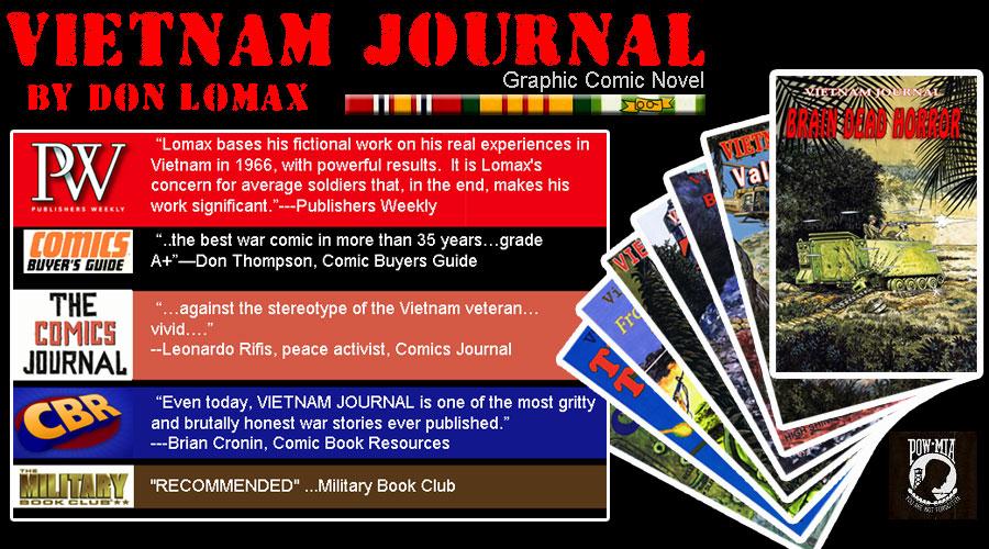 Vietnam Journal Write Ups